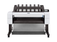 """HP Designjet T1600 Inkjet Large Format Printer - 36"""" Print Width - Color"""