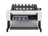 """HP Designjet T1600dr PostScript Inkjet Large Format Printer - 36"""" Print Width - Color"""
