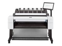 """HP Designjet T2600 PostScript Inkjet Large Format Printer - 36"""" Print Width - Color"""