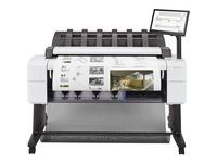 """HP Designjet T2600dr PostScript Inkjet Large Format Printer - 36"""" Print Width - Color"""