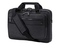 "HP Executive Carrying Case for 14.1"" Notebook - Black"