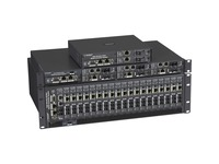Black Box High-Density Media Converter System II Chassis, 20-Slot Rackmount, AC Power