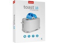 Roxio Toast v.18.0 Titanium - Box Pack - 1 User - Mini Box Packing