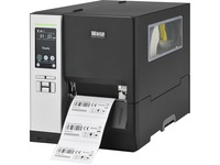 Wasp WPL614 Industrial Direct Thermal/Thermal Transfer Printer - Monochrome - Label Print - Ethernet - USB - Serial