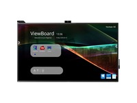 """86"""" ViewBoard 4K Interactive Flat Panel with PCAP Technology,3840 x 2160 resolution."""
