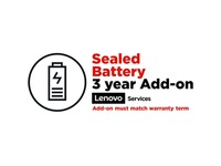 Lenovo Sealed Battery (Add-On) - 3 Year - Warranty