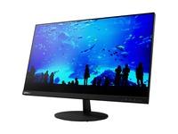 "Lenovo L28u-30 28"" 4K UHD WLED LCD Monitor - 16:9 - Raven Black"
