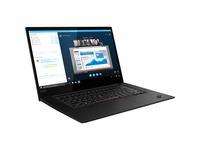 "Lenovo ThinkPad X1 Extreme Gen 2 20QV0008US 15.6"" Notebook - 1920 x 1080 - Intel Core i7 (9th Gen) i7-9850H Hexa-core (6 Core) 2.60 GHz - 32 GB RAM - 512 GB SSD - Midnight Black"