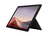 "Microsoft Surface Pro 7 Tablet - 12.3"" - 8 GB RAM - 256 GB SSD - Windows 10 Pro - Matte Black"