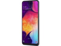"Samsung Galaxy A50 64 GB Smartphone - 6.4"" Super AMOLED Full HD Plus 2340 x 1080 - 4 GB RAM - Android 9.0 Pie - 4G - Black"