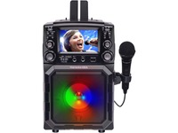 Karaoke USA GQ450 Karaoke System