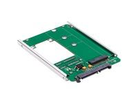 Tripp Lite M.2 NGFF SSD (B-Key) to 2.5 in. SATA Open-Frame Housing Adapter
