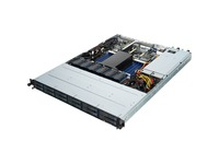 Asus RS500A-E10-RS12U Barebone System - 1U Rack-mountable - AMD - Socket SP3 - 1 x Processor Support