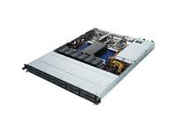 Asus Barebone System - 1U Rack-mountable - AMD - Socket SP3 - 1 x Processor Support