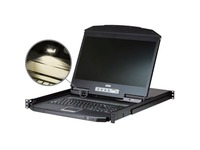 Aten SOHO CL3116 LCD Rack Console