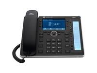 AudioCodes 445HD IP Phone - Corded - Corded - Black
