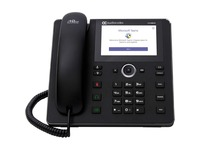 AudioCodes C448HD IP Phone - Corded - Corded - Wall Mountable, Desktop - Black