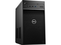 Dell Precision 3000 3630 Workstation - Intel Core i5 Hexa-core (6 Core) i5-9500 9th Gen 3 GHz - 8 GB DDR4 SDRAM RAM - 1 TB HDD - Mini-tower