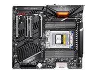 Aorus TRX40 AORUS MASTER Desktop Motherboard - AMD Chipset - Socket sTRX4 - Extended ATX