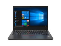 "Lenovo ThinkPad E14 20RA0051US 14"" Notebook - 1920 x 1080 - Intel Core i3 (10th Gen) i3-10110U Dual-core (2 Core) 2.10 GHz - 4 GB RAM - 500 GB HDD - Black"