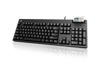 Adesso EasyTouch 630SB-TAA - Smart Card Reader Keyboard (TAA Compliant)
