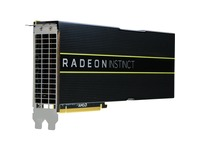 HPE AMD Radeon Instinct MI25 Graphic Card - 16 GB HBM2
