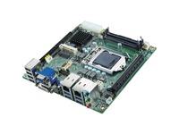 Advantech AIMB-205 Desktop Motherboard - Intel Chipset - Socket H4 LGA-1151 - Mini ITX