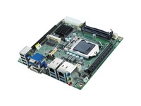 Advantech AIMB-205 Desktop Motherboard - Intel Chipset - Socket H4 LGA-1151 - Mini ITX