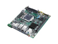 Advantech AIMB-276 Desktop Motherboard - Intel Chipset - Socket H4 LGA-1151 - Mini ITX
