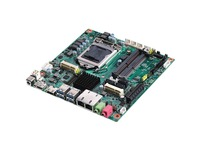 Advantech AIMB-285 A2 Desktop Motherboard - Intel Chipset - Socket H4 LGA-1151 - Mini ITX