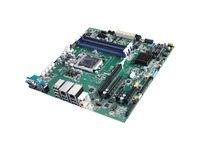 Advantech AIMB-586 Server Motherboard - Intel Chipset - Socket H4 LGA-1151 - Micro ATX