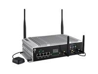 Advantech Outdoor NVR w/4 PoE Ports Intel® Atom E3845 SoC Fanless Box PC