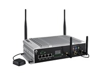 Advantech Outdoor NVR w/4 PoE Ports Intel® Atom E3845 SoC Fanless Box PC
