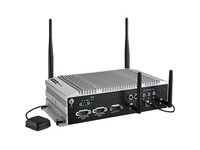 Advantech In-Vehicle NVR w/4 PoE Ports Intel Atom E3825 / Atom E3845 SoC Fanless Box PC