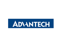 Advantech Tube Stand for 2nd Display, Black