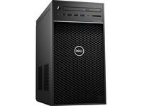 Dell Precision 3000 3630 Workstation - Intel Core i7 Octa-core (8 Core) i7-9700 9th Gen 3 GHz - 16 GB DDR4 SDRAM RAM - 512 GB SSD - Mini-tower