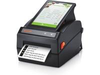 Bixolon XQ-843 Desktop Direct Thermal Printer - Monochrome - Label Print - Bluetooth