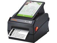 Bixolon XQ-843 Desktop Direct Thermal Printer - Monochrome - Label Print - Bluetooth