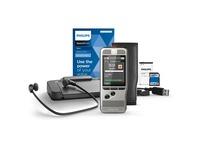 Philips Pocket Memo Dictation and Transcription Set