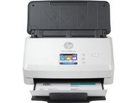 Scanner à alimentation feuille à feuille HP ScanJet Pro N4000 - Résolution Optique 600 x 600 dpi