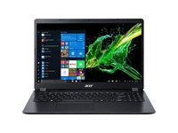 "Acer Aspire 3 A315-54K A315-54K-37RE 15.6"" Notebook - HD - 1366 x 768 - Intel Core i3 (6th Gen) i3-6006U Dual-core (2 Core) 2 GHz - 8 GB RAM - 256 GB SSD - Steel Gray"