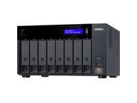 QNAP 8-Bay High Performance NVR for SMB & SOHO