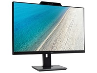 "Acer B247Y D 23.8"" Full HD LED LCD Monitor - 16:9 - Black"
