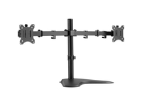 Amer Dual Articulating Arm Monitor Stand