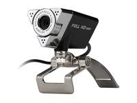 Aluratek AWC01F Video Conferencing Camera - 2 Megapixel - 30 fps - Black - USB 2.0