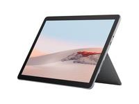 "Microsoft Surface Go 2 Tablet - 10.5"" - 8 GB RAM - 128 GB SSD - Windows 10 Pro - Silver"