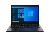 "Lenovo ThinkPad L14 Gen1 20U10028US 14"" Notebook - Full HD - 1920 x 1080 - Intel Core i5 (10th Gen) i5-10210U Quad-core (4 Core) 1.60 GHz - 8 GB RAM - 256 GB SSD - Black"