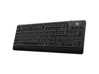 Adesso Antimicrobial Waterproof Keyboard