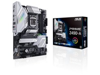 Asus Prime Z490-A Desktop Motherboard - Intel Chipset - Socket LGA-1200 - Intel Optane Memory Ready - ATX