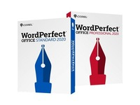 Corel WordPerfect Office 2020 Standard - Box Pack (Upgrade) - 1 User